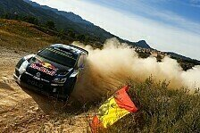 WRC - Die Eckpfeiler der Rallye Spanien
