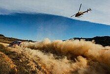 WRC - Neuville: Östberg war heute einfach zu schnell