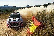 WRC - Rallye Spanien: Die Stimmen zum Finale