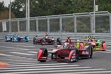 Formel E - Video: Punta del Este: Die Highlights des Qualifyings