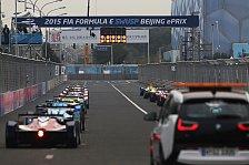 Formel E - News-Splitter: Buenos Aires ePrix in Argentinien