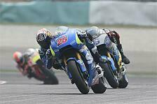 MotoGP - Vinales kommt als Rookie of the Year nach Valencia