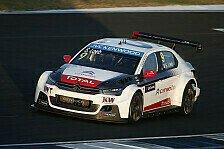 WTCC - Citroën beendet Werksprogramm nach 2016