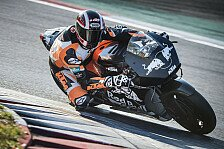 MotoGP - Video: KTM-Tests in Spielberg