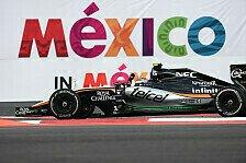 Formel 1 - Heldenhafter Perez punktet beim Heimspiel