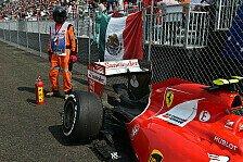 Formel 1 - Finnen-Furor! Räikkönen und Bottas crashen erneut