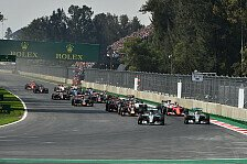 Formel 1 - Highspeed-Action und Stadion-Flair: Mexiko GP - Strecke: Aut�dromo Hermanos Rodriguez