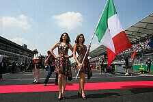 Formel 1, Mexiko ohne Grid-Girls? Nicht mit uns! Das Best-of