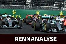 Formel 1 - Renn-Analyse: Hamilton gegen Rosberg chancenlos