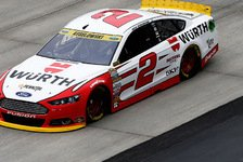 NASCAR - Jones f�hrt f�r suspendierten Kenseth: Starker Keselowski holt Texas-Pole