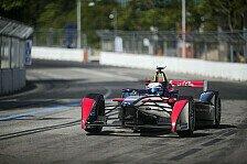 Formel E - Buenos Aires: Bird siegt, Buemi fliegt