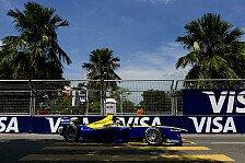 Formel E - 16 auf einen Streich: Buemis Sensations-Aufholjagd