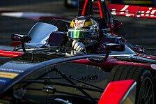 Formel E - Video: So fährt die Formel E in Paris