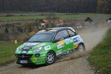 Rallye - Waldviertel-Rallye: Tannert gewinnt RC4-Kategorie