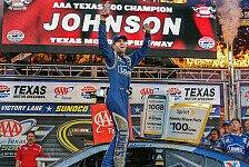 NASCAR - AAA Texas 500