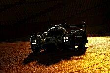 WEC - Porsche-Test mit Kevin Magnussen