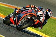 Die Wetter-Vorschau zum Saisonfinale der MotoGP in Valencia