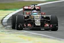 Formel 1 - Palmer: Fehlende Rennpraxis kein Nachteil