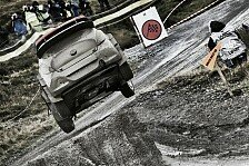 WRC - Video: �berschlag von Neuville in Wales