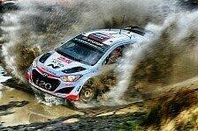 WRC - Video: Hyundai: Die besten Wasserdurchfahrten 2015