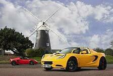 Auto - Lotus präsentiert Elise Sport und Elise Sport 220