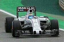 Formel 1 - Massa fordert Verbesserungen für kommende Saison