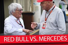 Formel 1 - Video: MSM TV - Ecclestone: Red Bull hat Renault wegen Mercedes gek�ndigt