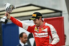 Formel 1 - Platz drei in Sao Paulo: Vettel in Brasilien Best of the Rest