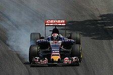 Formel 1 - Toro Rosso gefühlt besser als das Ergebnis