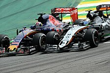 Formel 1 - Van der Garde: Lob für Verstappens Fahrstil