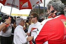 Formel 1 - So lief der Reifen-Gipfel in Mailand