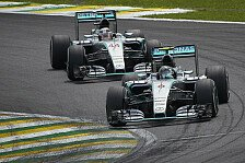 Formel 1 - Coulthard fordert Strategie-Freiheit bei Mercedes