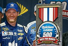 NASCAR - Bilder: Quicken Loans Race for Heroes 500 - 35. Lauf (Chase 9/10)