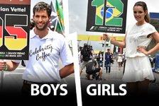 Formel 1 - Blog - Grid Boys: Muss das wirklich sein?