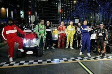 NASCAR - Video: Celebrity-Rennen bei Fallons Tonight Show