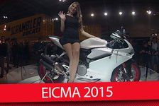 Bikes - Video: MSM TV: Highlights der EICMA 2015