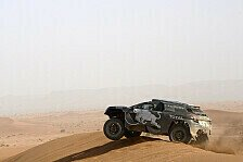 Dakar Rallye - Loeb: Gewaltige Umstellung von der WRC zur Dakar