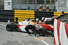 Mehr Motorsport - Video: Massencrash beim F3-Start in Macau