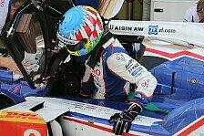 24 h Le Mans - Le Mans Vortest: Toyota schickt Wurz ins Rennen