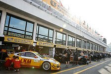 Mehr Sportwagen - FIA GT World Cup in Macau