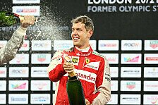 Mehr Motorsport - Vettel gewinnt das RoC 2015: Live-Ticker: Das Race of Champions in London
