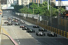Mehr Motorsport - Video: 62. Macau Grand Prix der Formel 3: Die Highlights