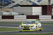 WTCC - Chevrolet im Windschatten: Lopez dominiert die Trainings-Sessions