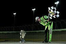NASCAR - NASCAR-Champion Kyle Busch