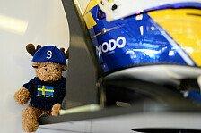 Formel 1 - Mysteriöse Probleme bei Sauber in Abu Dhabi