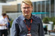 Formel 1: Häkkinen wird Bottas-Teamkollege im Race of Champions