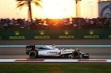 Formel 1 - Bilder: Die besten Bilder 2015: Williams