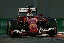 Formel 1 - Vettel überzeugt mit Aufholjagd bis auf P4