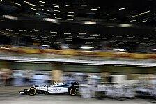 Formel 1 - Bottas verliert im Finnen-Duell gegen Räikkönen