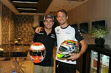 Formel 1 - Video: Abu Dhabi: Perez beantwortet Fragen der Fans